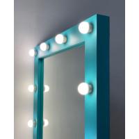 Гримерное зеркало из массива 180 на 80